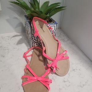 👡CALL IT SPRING NEON SANDALS